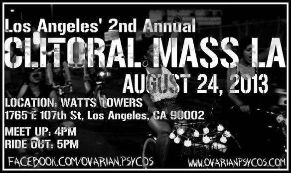 Clitoral Mass Updated Flyer
